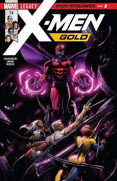 X-Men Gold #14 (2017)