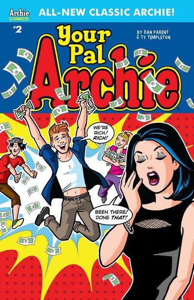 Your Pal Archie #2 (2017)