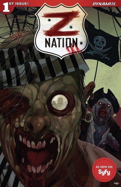 Z Nation #1 – 6 (2017)