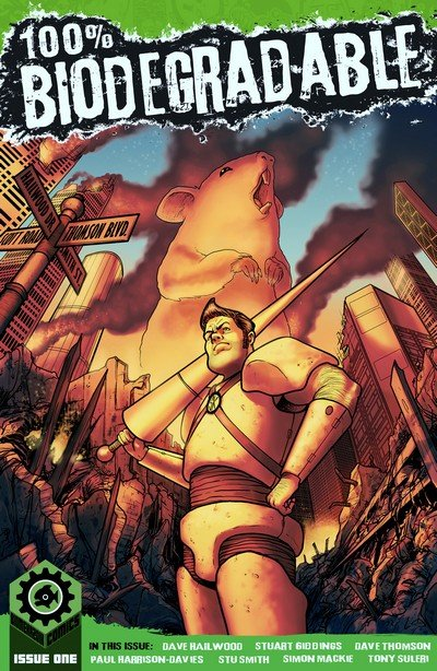 100% Biodegradable #1 – 18 (2014-2017)