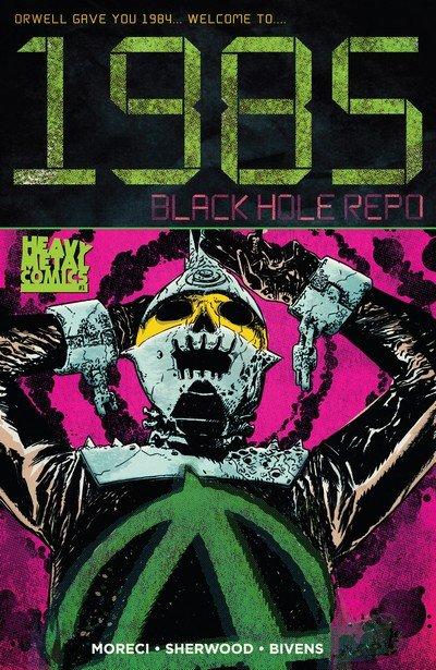 1985 #1 – Black Hole Repo (2017)