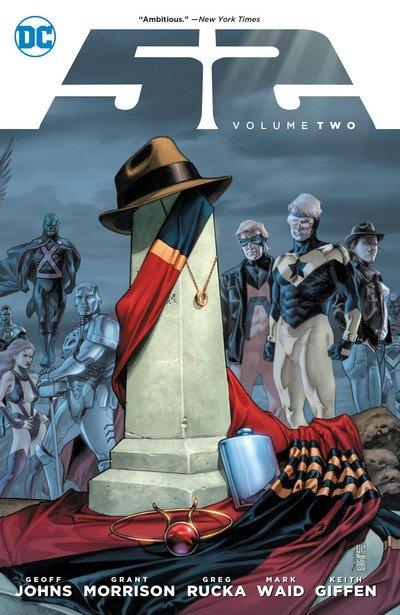 52 Vol. 2 (TPB – New Edition) (2016)