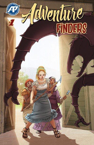 Adventure Finders #1 (2017)