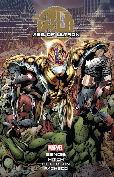 Age of Ultron (TPB) (2013)
