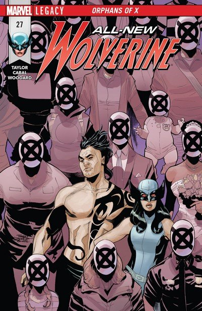 All-New Wolverine #27 (2017)