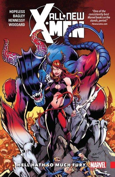 All-New X-Men – Inevitable Vol. 3 – Hell Hath So Much Fury (TPB) (2017)