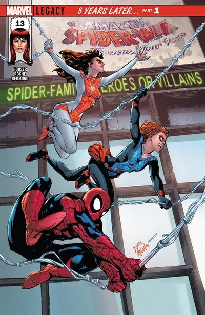 Amazing Spider-Man – Renew Your Vows #13 (2017)