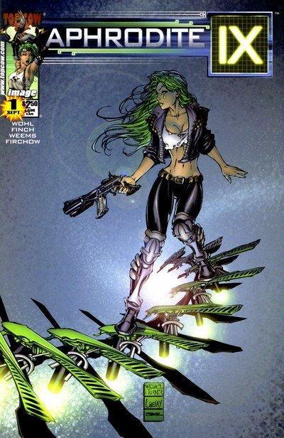 Aphrodite IX Vol. 1 #0 – 4 (2000-2002)