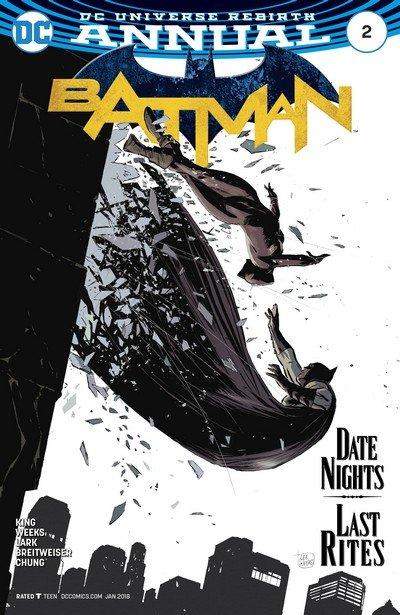 Batman Annual #2 (2017)