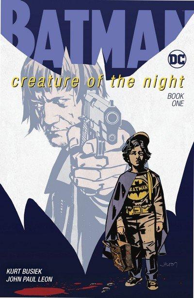 Batman – Creature of the Night #1 (2017)