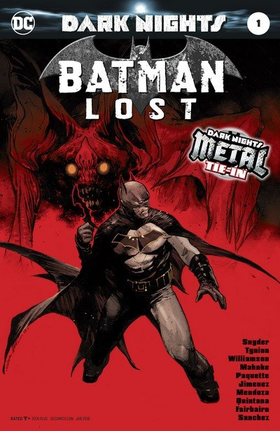 Batman – Lost #1 (2017)