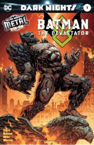 Batman - The Devastator #1 (2017)