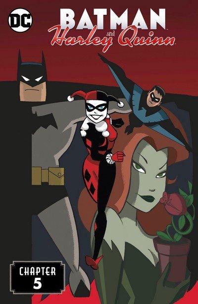 Batman and Harley Quinn #5 (2017)