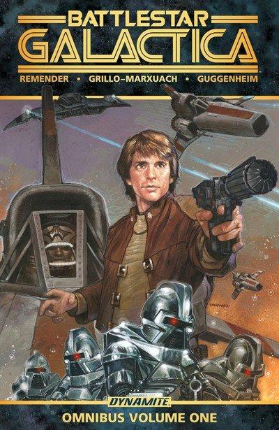 Battlestar Galactica Omnibus Vol. 1 (2017)