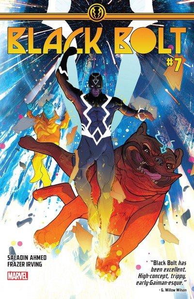 Black Bolt #7 (2017)
