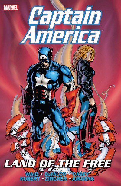 Captain America – Land of the Free (TPB) (2013)