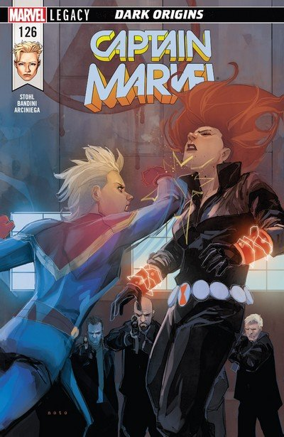Captain Marvel #126 (2017)