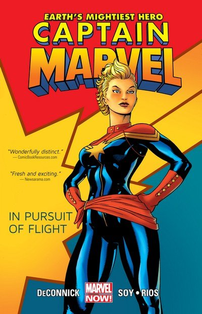 Captain Marvel Vol. 4 (TPB Vol. 1 – 2) (2012-2013)