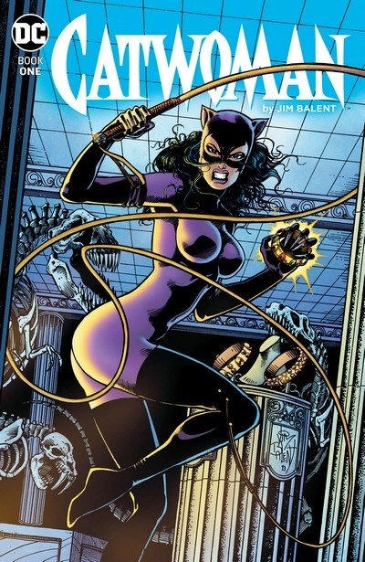 Catwoman by Jim Balent – Book 1 (2017)