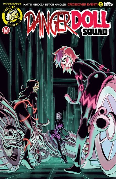 Danger Doll Squad #2 (2017)