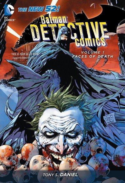 Detective Comics (New 52) Vol. 1 – 9 (TPB) (2011-2016)