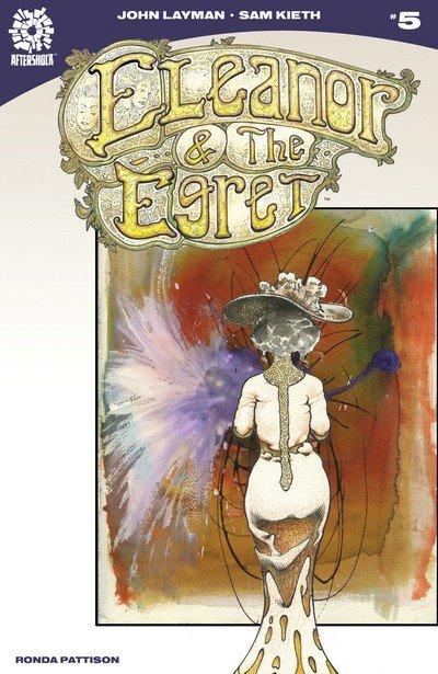 Eleanor & The Egret #5 (2017)