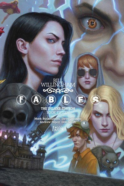 Fables – The Deluxe Edition – Book 15 (2017)