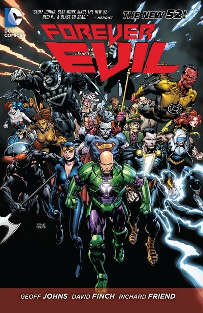 Forever Evil (TPB Collection) (2014)