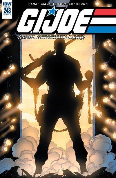G.I. Joe – A Real American Hero #243 (2017)