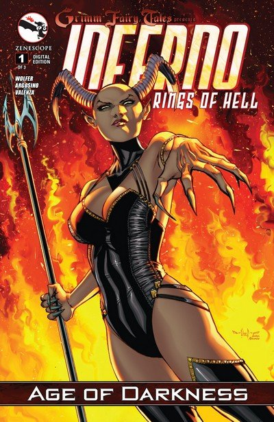 GFT presents Inferno – Rings of Hell #1 – 3 (2014)