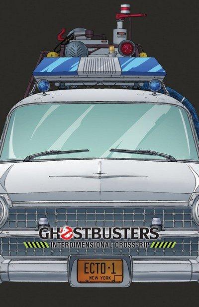 Ghostbusters – Interdimensional Cross-Rip (2017)