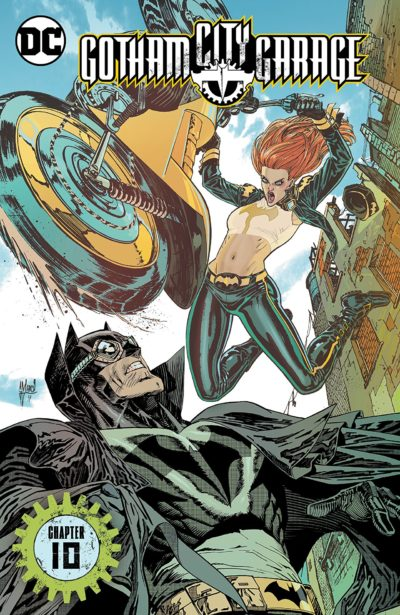 Gotham City Garage #10 (2017)
