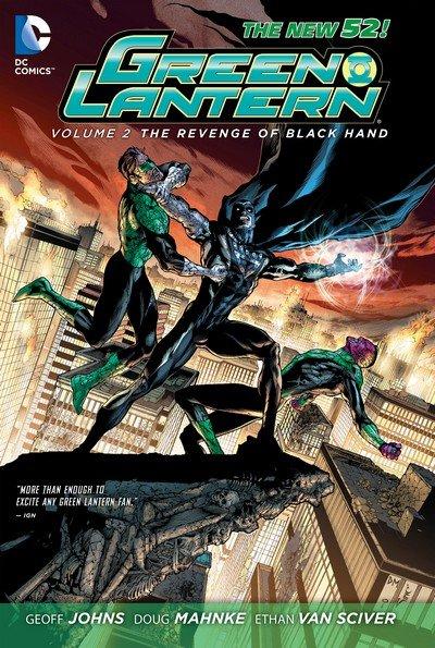 Green Lantern Vol. 2 – The Revenge of Black Hand (2012)