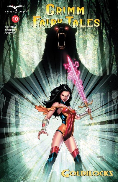 Grimm Fairy Tales Vol. 2 #10 (2017)