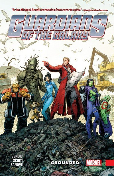 Guardians of the Galaxy Vol. 4 – New Guard – Grounded (2017)