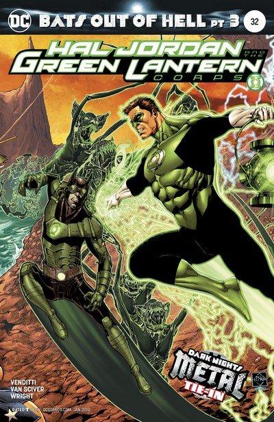 Hal Jordan and the Green Lantern Corps #32 (2017)