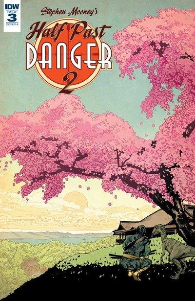 Half Past Danger 2 #3 – Dead to Reichs (2017)