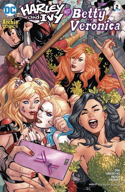 Harley & Ivy Meet Betty & Veronica #2 (2017)