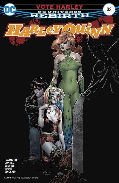 Harley Quinn #32 (2017)