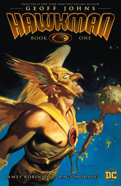 Hawkman by Geoff Johns Book One (2017)