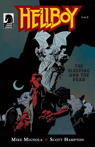 Hellboy – The Sleeping and the Dead #1 – 2 (2010-2011)