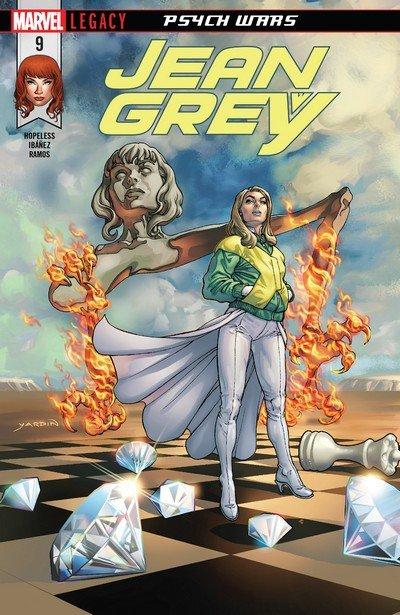 Jean Grey #9 (2017)