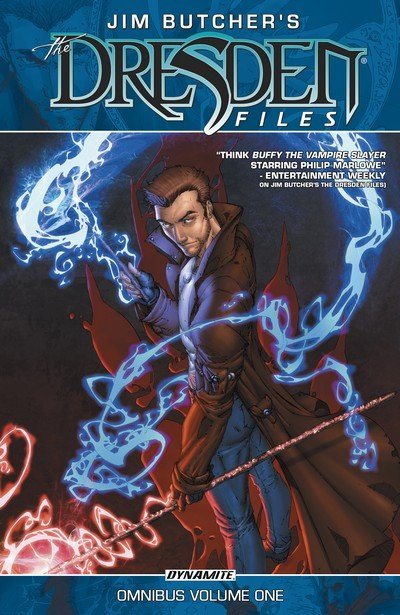 Jim Butcher's The Dresden Files – Omnibus Vol. 1 – 2 (2015-2017)