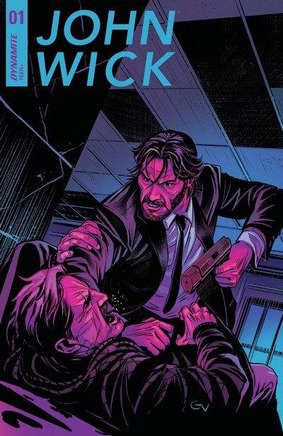 John Wick #1 (2017)