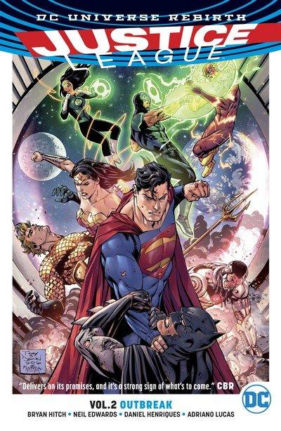 Justice League Vol. 2 – Outbreak (TPB) (2017)