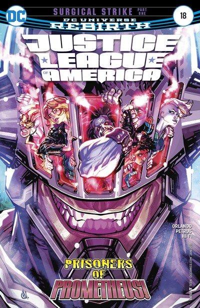 Justice League of America #18 (2017)