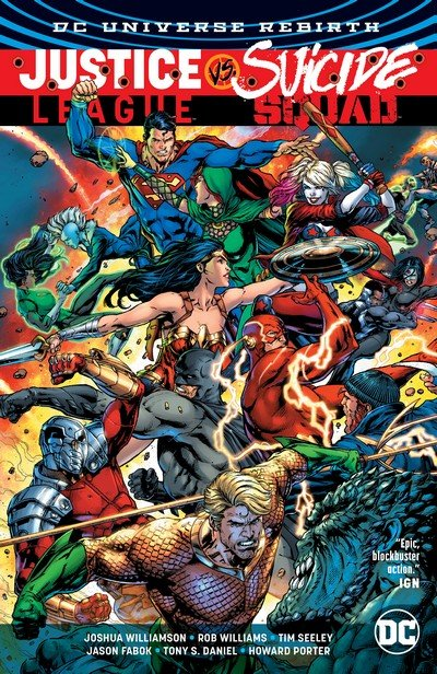 Justice League vs. Suicide Squad (TPB) (2017)