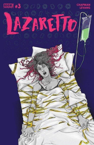 Lazaretto #3 (2017)