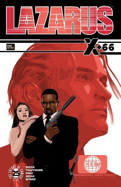 Lazarus – X+66 #5 (2017)