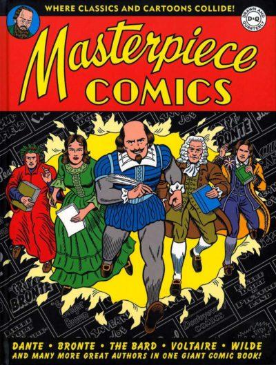 Masterpiece Comics (2009)